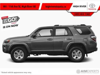 New 2022 Toyota 4Runner Trd Off Road for sale in High River, AB