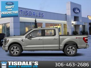 New 2021 Ford F-150 PLATINUM for sale in Kindersley, SK