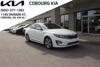 Used 2014 Kia Optima Hybrid EX Premium for sale in Cobourg, ON