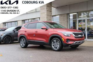 Used 2021 Kia Seltos EX for sale in Cobourg, ON