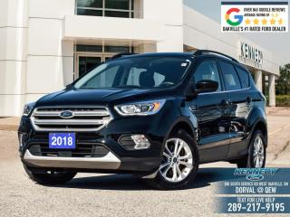 Used 2018 Ford Escape SEL for sale in Oakville, ON