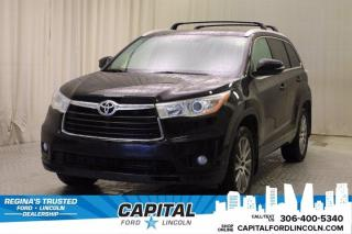 Used 2016 Toyota Highlander XLE AWD **New Arrival** for sale in Regina, SK