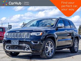 New 2021 Jeep Grand Cherokee Overland 4x4 Navigation Panoramic Sunroof Blind Spot Remote Start Leather Heated Seats 20