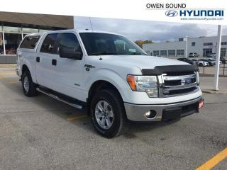 Used 2014 Ford F-150 XLT- Ecoboost-Clean !! for sale in Owen Sound, ON