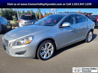 Used 2012 Volvo S60 T5 A Level 2 for sale in Courtenay, BC