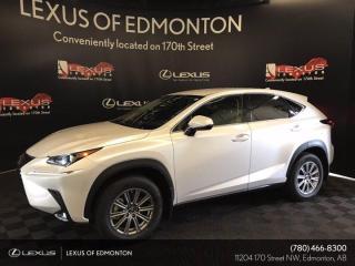 New 2021 Lexus NX 300 Standard Package for sale in Edmonton, AB