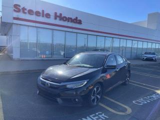 Used 2017 Honda Civic Sedan Touring for sale in St. John's, NL