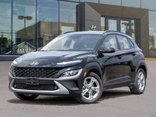 New 2022 Hyundai KONA Preferred for sale in Halifax, NS