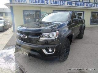 Used 2016 Chevrolet Colorado LIKE NEW LT-Z71-EDITION 4 PASSENGER 3.6L - V6.. 4X4.. EXTENDED-CAB.. SHORTY.. HEATED SEATS.. BACK-UP CAMERA.. BLUETOOTH SYSTEM.. TOW SUPPORT.. for sale in Bradford, ON