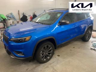 Used 2021 Jeep Cherokee Latitude 4WD for sale in London, ON