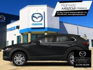 New 2021 Mazda CX-30 GT - Navigation -  Leather Seats for sale in Steinbach, MB