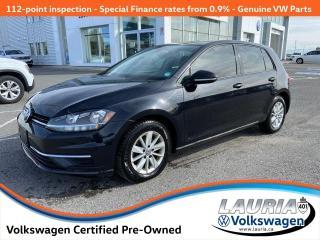 Used 2018 Volkswagen Golf TRENDLINE AUTO for sale in PORT HOPE, ON