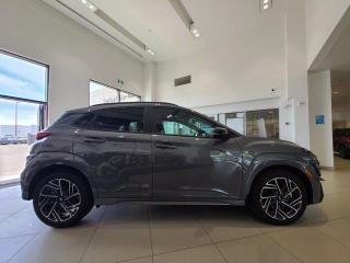 New 2022 Hyundai KONA N Line for sale in Calgary, AB