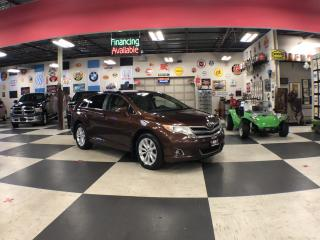 Used 2014 Toyota Venza LE AUTO AWD A/C CRUISE P/SEATS BLUETOOTH for sale in North York, ON