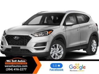 Used 2019 Hyundai Tucson Essential w/Safety Package for sale in Winnipeg, MB