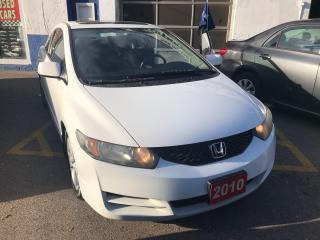 Used 2010 Honda Civic LX for sale in Etobicoke, ON