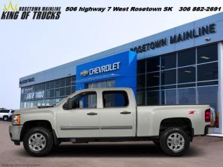 Used 2014 Chevrolet Silverado 2500 HD WT for sale in Rosetown, SK