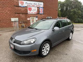 Used 2012 Volkswagen Golf Wagon Trendline/2.5L/NO ACCIDENTS/SAFETY INCLUDED for sale in Cambridge, ON