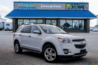 Used 2014 Chevrolet Equinox LTZ for sale in Guelph, ON