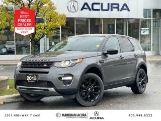 Used 2015 Land Rover Discovery Sport HSE for sale in Markham, ON