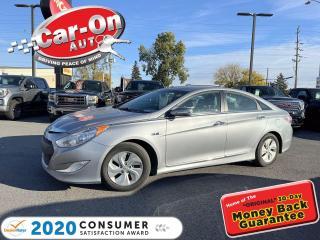 Used 2015 Hyundai Sonata Hybrid NEW ARRIVAL | DUAL CLIMATE CONTROL | ALLOYS for sale in Ottawa, ON