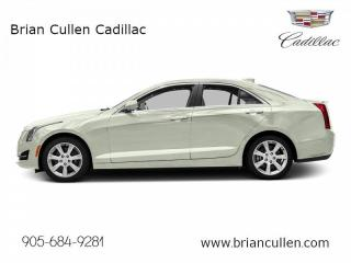 Used 2016 Cadillac ATS Sedan Luxury Collection for sale in St Catharines, ON