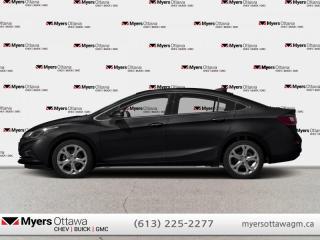 Used 2017 Chevrolet Cruze Premier for sale in Ottawa, ON