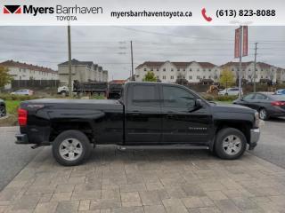 Used 2017 Chevrolet Silverado 1500 LT  - Bluetooth - $263 B/W for sale in Ottawa, ON