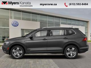 Used 2018 Volkswagen Tiguan Highline 4MOTION for sale in Kanata, ON