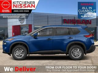 New 2021 Nissan Rogue SV  - Sunroof -  Heated Seats - $230 B/W for sale in Kitchener, ON