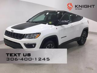 New 2021 Jeep Compass Trailhawk for sale in Weyburn, SK