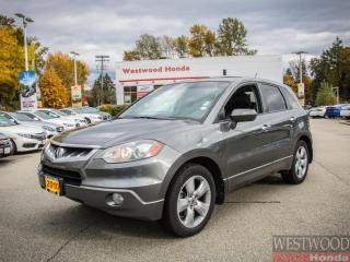 Used 2008 Acura RDX 5-Spd AT for sale in Port Moody, BC