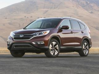 Used 2015 Honda CR-V Touring GPS NAVIGATION | REMOTE STARTER | HEATED SEATS for sale in Cambridge, ON