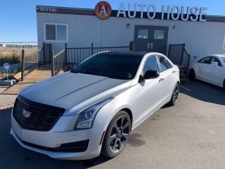 Used 2015 Cadillac ATS Sedan Luxury AWD for sale in Calgary, AB