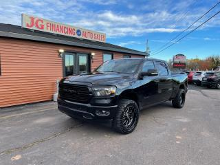 Used 2020 RAM 1500 Big Horn for sale in Truro, NS