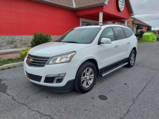 Used 2017 Chevrolet Traverse LT for sale in Cornwall, ON