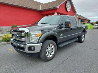 Used 2016 Ford F-250 King Ranch for sale in Cornwall, ON