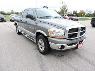 Used 2006 Dodge Ram 1500 SLT Quad Hemi 4X4 Selling AS-IS for sale in Gorrie, ON