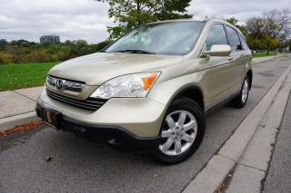 Used 2007 Honda CR-V 1 OWNER / LOW KM'S / EX-L / IMMACULATE/ AWD/ LOCAL for sale in Etobicoke, ON