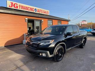 Used 2019 Honda Ridgeline Black Edition for sale in Truro, NS