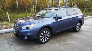 Used 2015 Subaru Outback 3.6R Ltd & Tech Pkg & EyeSight • No accidents! for sale in Toronto, ON