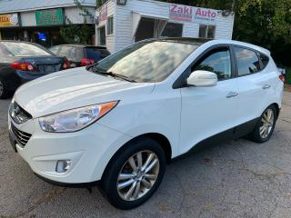 Used 2011 Hyundai Tucson 2011 Limited/Navigation Leather Seats/Alloy wheels for sale in Toronto, ON