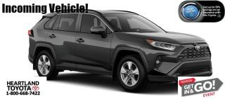 New 2021 Toyota RAV4  AWD XLE for sale in Williams Lake, BC