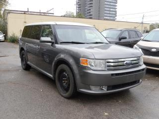 Used 2010 Ford Flex SEL for sale in Scarborough, ON