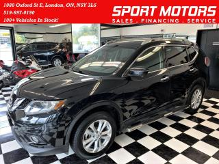 Used 2016 Nissan Rogue SV TECH AWD+Roof+GPS+Heated Seats+360 Camera for sale in London, ON