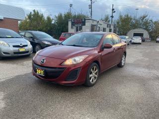 Used 2011 Mazda MAZDA3 GX for sale in Kitchener, ON