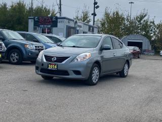 Used 2014 Nissan Versa S for sale in Kitchener, ON