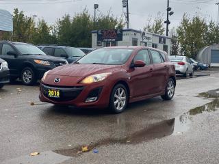 Used 2010 Mazda MAZDA3 GS for sale in Kitchener, ON