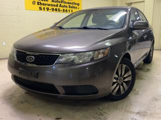 Used 2013 Kia Forte EX for sale in Windsor, ON