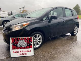 Used 2014 Nissan Versa Note S for sale in Glencoe, ON